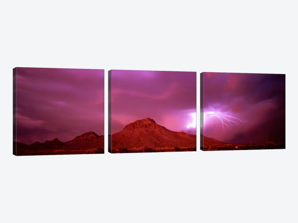 Tucson AZ USA by Panoramic Images 3-piece Canvas Art