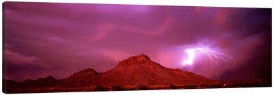 Tucson AZ USA Canvas Art Print
