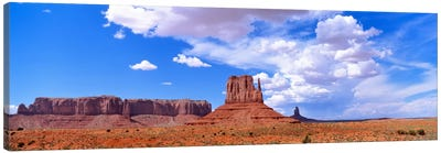Monument Valley Tribal Park AZ USA Canvas Print #PIM2339