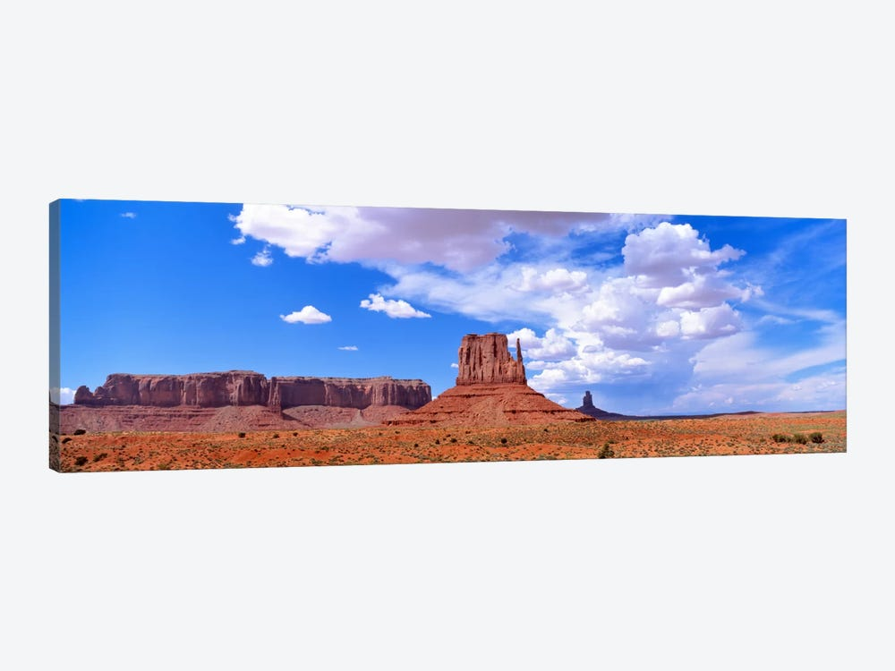 Monument Valley Tribal Park AZ USA by Panoramic Images 1-piece Canvas Art