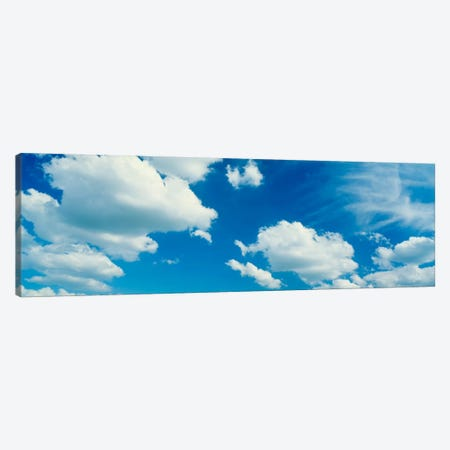 Clouds Canvas Print #PIM2341} by Panoramic Images Canvas Wall Art