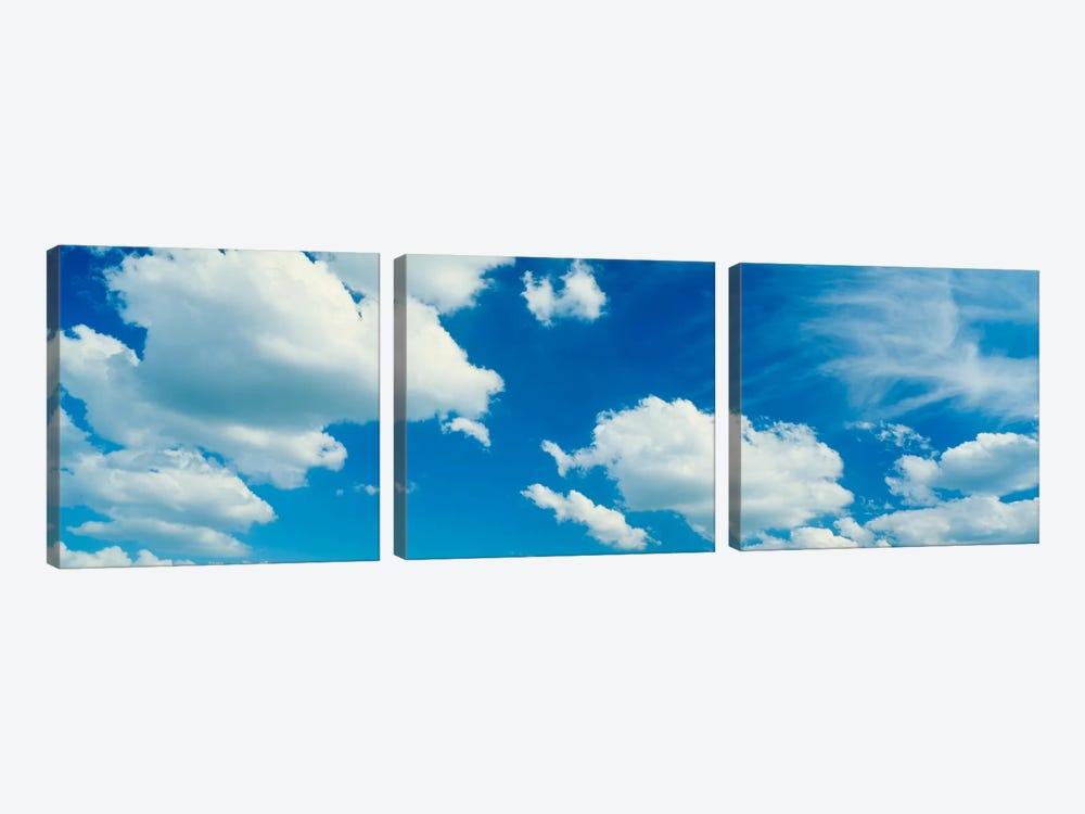Clouds by Panoramic Images 3-piece Art Print