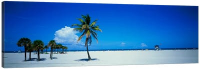 Miami FL USA #2 Canvas Art Print
