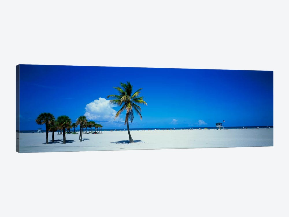 Miami FL USA #2 by Panoramic Images 1-piece Canvas Artwork