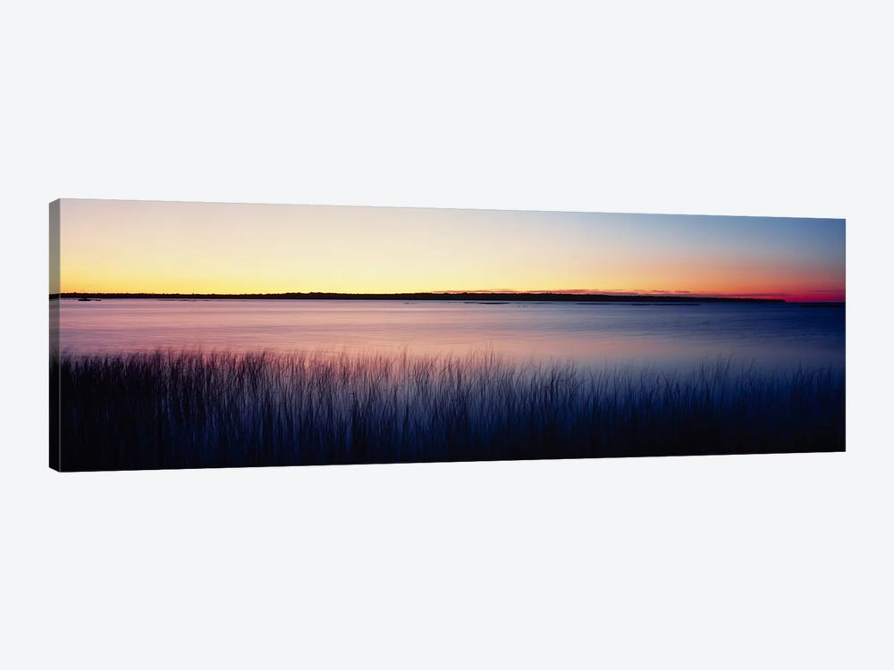 Sunrise Lake Michigan WI USA by Panoramic Images 1-piece Art Print