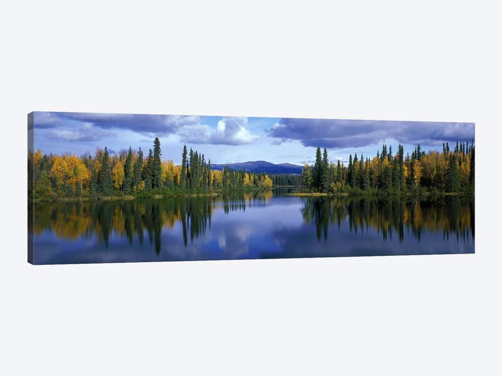 Dragon Lake Yukon Canada by Panoramic Images 1-piece Canvas Artwork