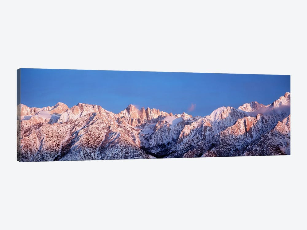Snow Mt Whitney CA USA by Panoramic Images 1-piece Art Print
