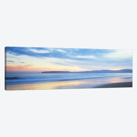 Seascape, Marin County, California, USA Canvas Print #PIM2359} by Panoramic Images Canvas Art Print