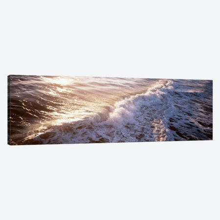 Waves FL USA Canvas Print #PIM2365} by Panoramic Images Art Print