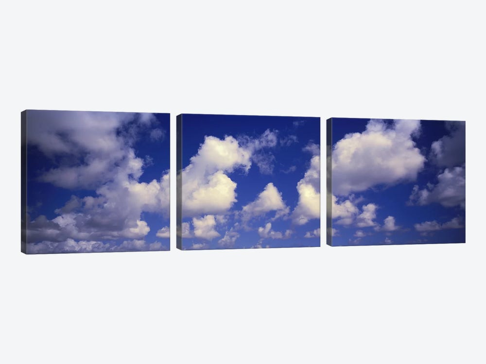 Clouds HI USA by Panoramic Images 3-piece Canvas Wall Art