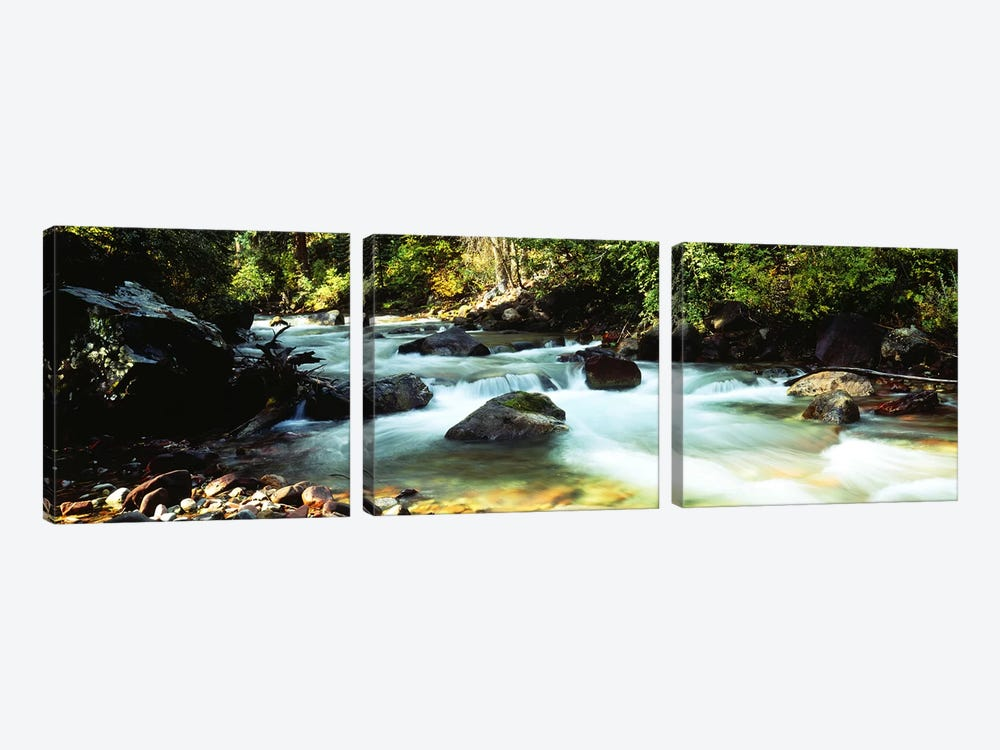 Mountain Stream CO USA by Panoramic Images 3-piece Art Print