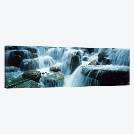 Waterfall Temecula CA USA Canvas Print #PIM2370} by Panoramic Images Art Print