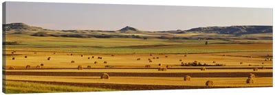 Slope country ND USA Canvas Art Print