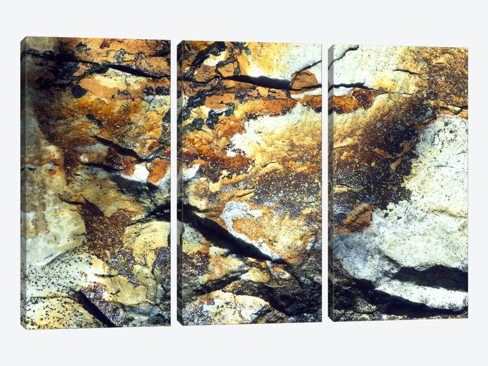 Rock Wasatch National Forest UT USA by Panoramic Images 3-piece Canvas Artwork