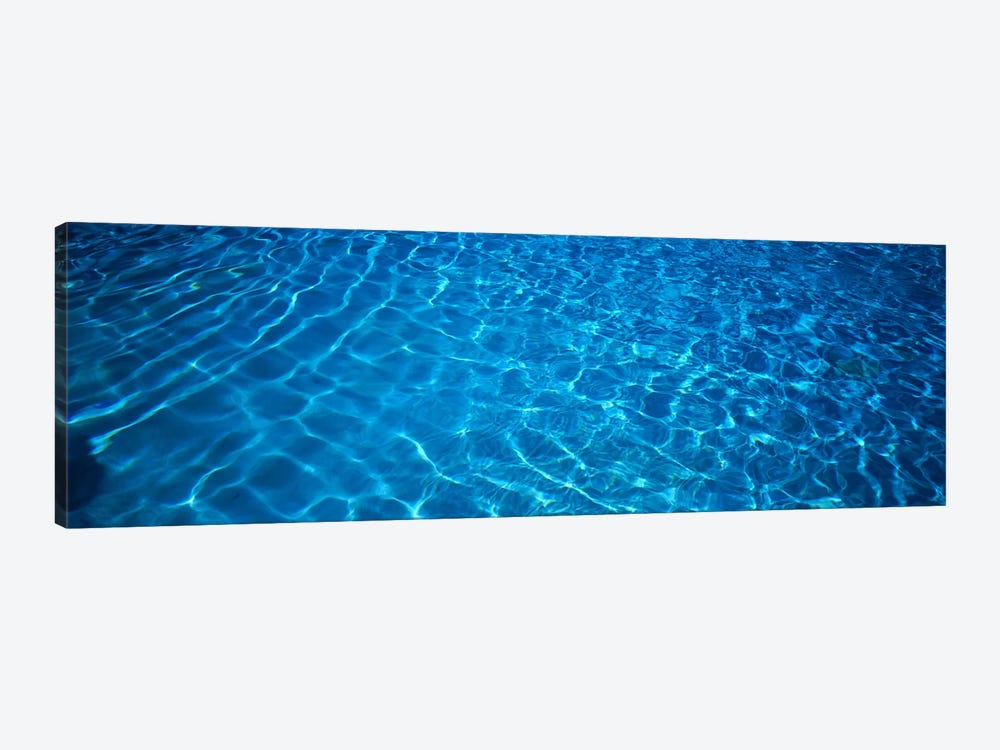 Water Swimming Pool Mexico by Panoramic Images 1-piece Canvas Wall Art