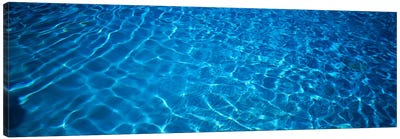 Water Swimming Pool Mexico Canvas Art Print