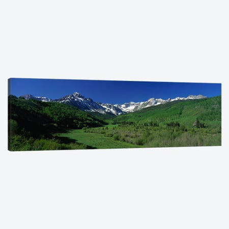 San Juan Mountains CO USA Canvas Print #PIM2397} by Panoramic Images Canvas Art