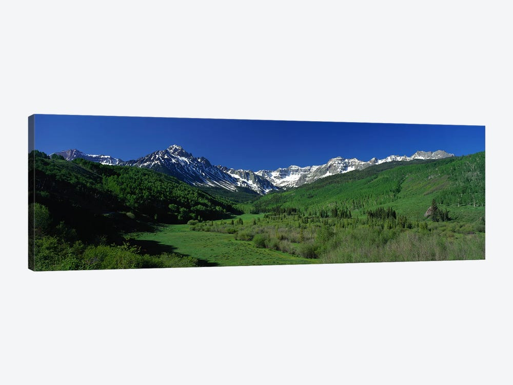 San Juan Mountains CO USA by Panoramic Images 1-piece Canvas Wall Art