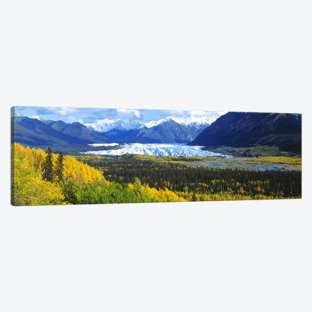 Mantanuska Glacier AK USA Canvas Print #PIM2400} by Panoramic Images Art Print