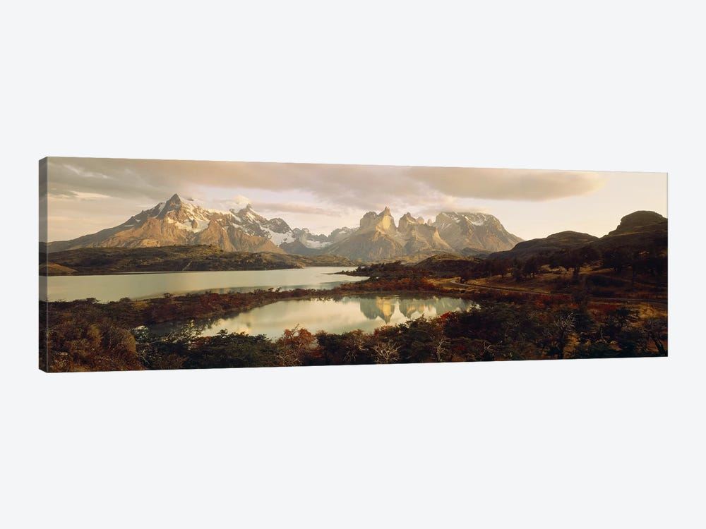Torres del Paine National Park Chile by Panoramic Images 1-piece Canvas Art