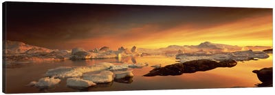 Disko BayGreenland Canvas Art Print