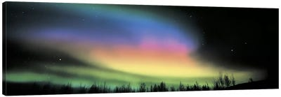 Northern Lights Canvas Print #PIM2425