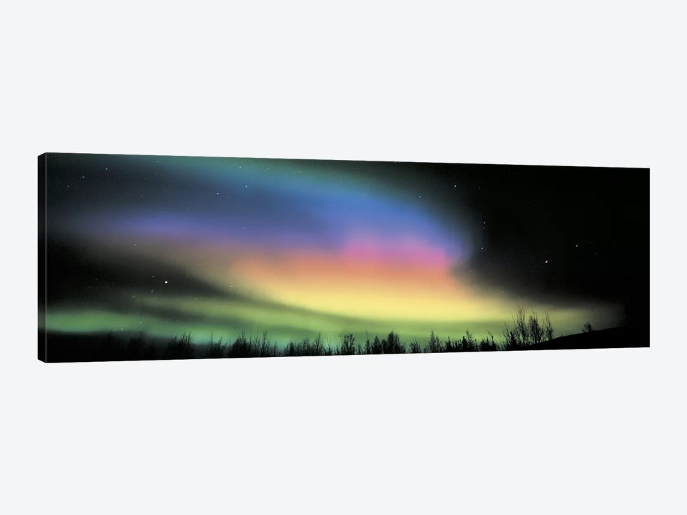 Northern Lights by Panoramic Images 1-piece Canvas Artwork