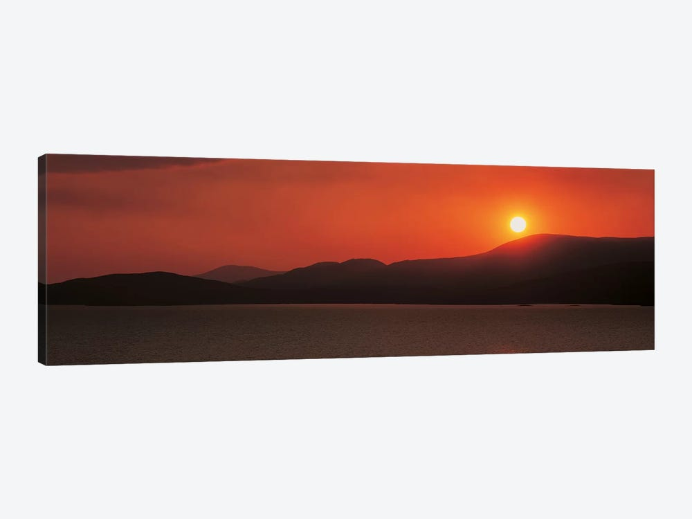 Kenmare River at sunset Ireland by Panoramic Images 1-piece Canvas Print