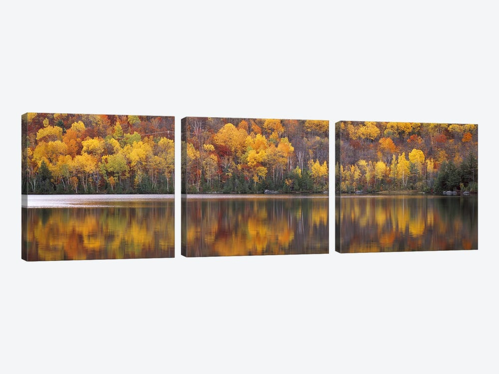 Laurentide Quebec Canada by Panoramic Images 3-piece Canvas Artwork