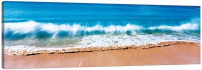 Surf Fountains Big Makena Beach Maui HI USA Canvas Art Print