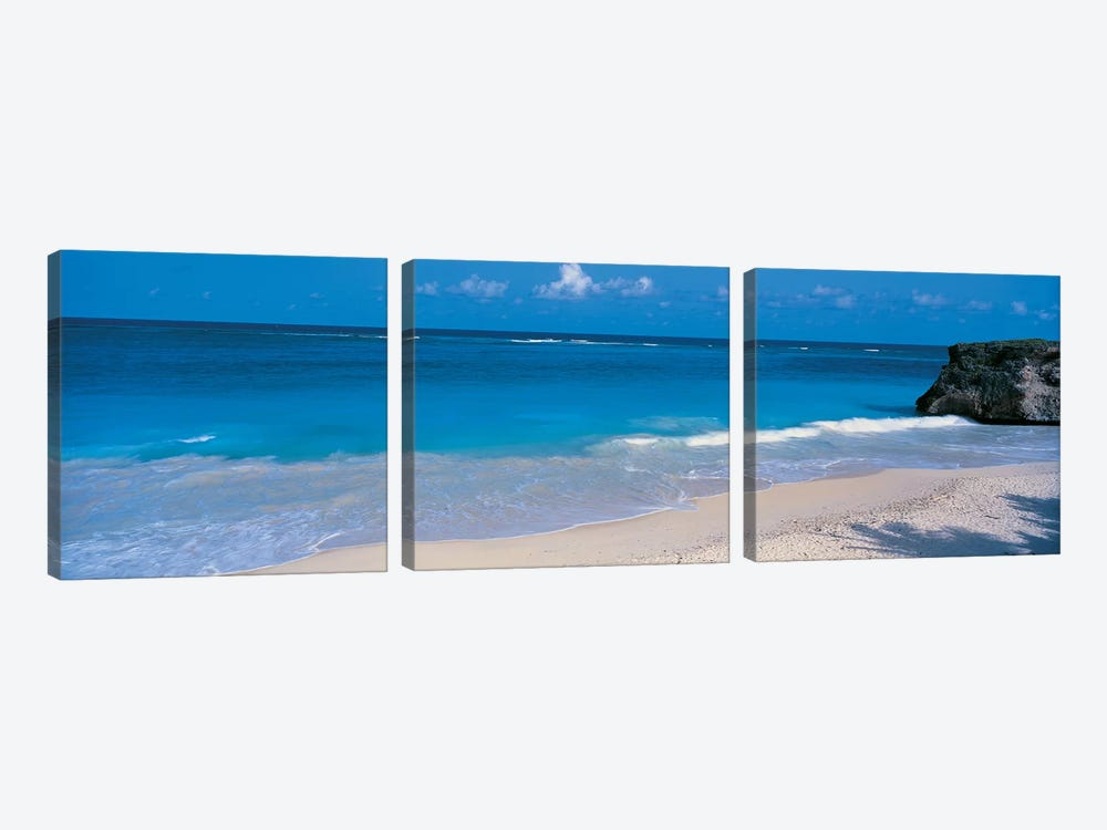 Ginger Bay Barbados by Panoramic Images 3-piece Canvas Art Print