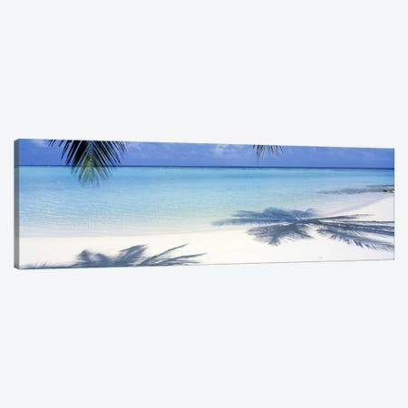 Laguna Maldives Canvas Print #PIM2434} by Panoramic Images Art Print