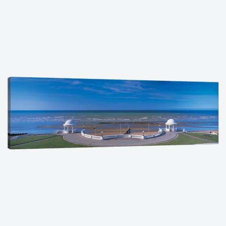 The Pavilion Bexhill E Sussex England Canvas Print #PIM2435} by Panoramic Images Canvas Art Print