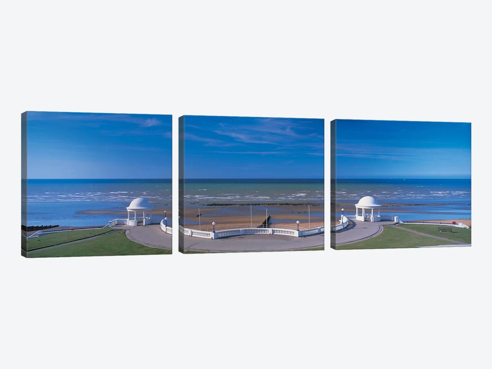 The Pavilion Bexhill E Sussex England by Panoramic Images 3-piece Canvas Print