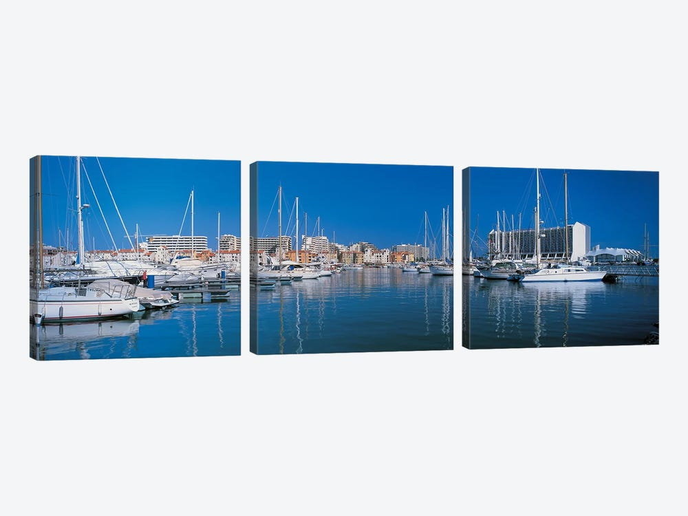 Algarve Portugal by Panoramic Images 3-piece Canvas Wall Art