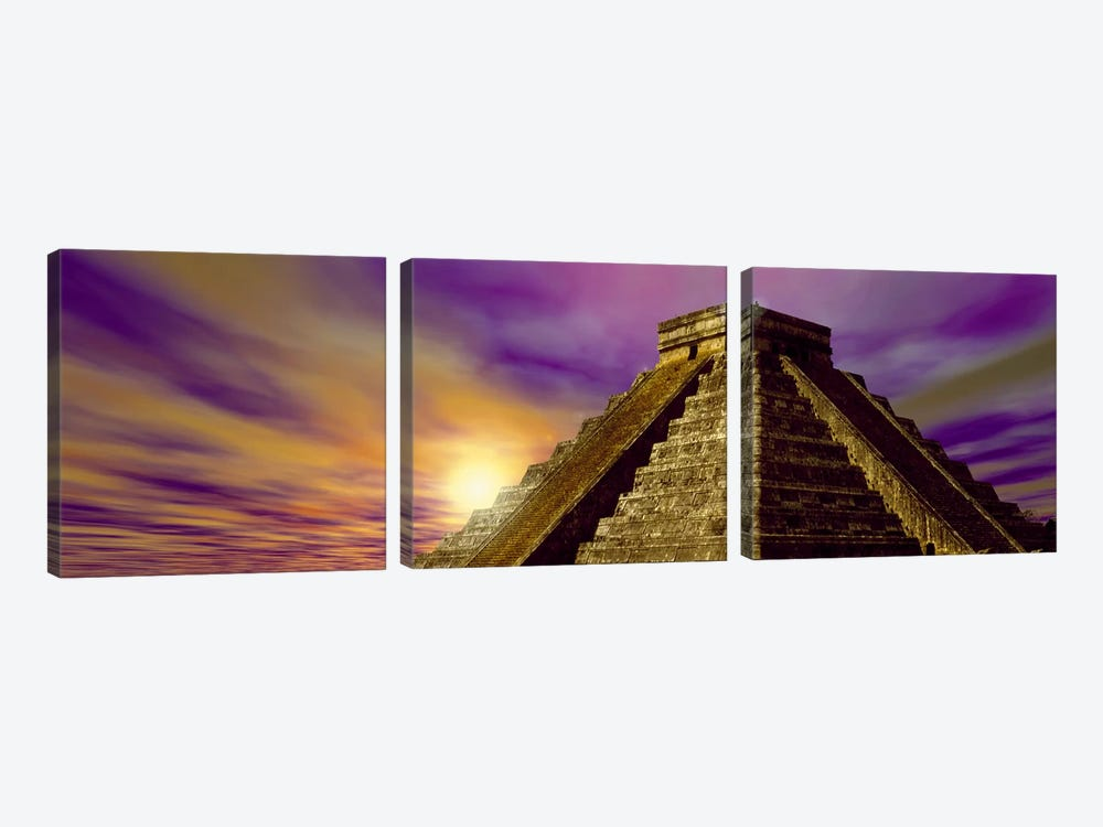 Celestial Apex by Panoramic Images 3-piece Canvas Art
