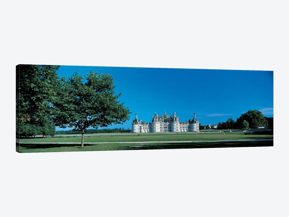 Chambord Castle Loire France by Panoramic Images 1-piece Art Print