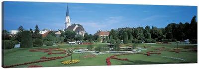 Schonbrunn Palace Vienna Austria Canvas Print #PIM2443