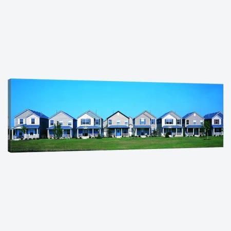 Suburban housing development Joliet IL USA Canvas Print #PIM2444} by Panoramic Images Canvas Wall Art