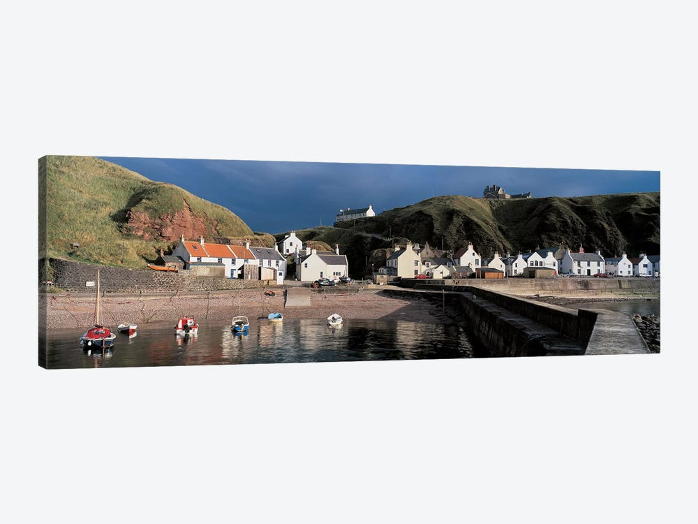 Pennan Banffshire Scotland by Panoramic Images 1-piece Canvas Art Print