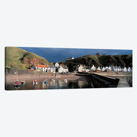Pennan Banffshire Scotland Canvas Print #PIM2455} by Panoramic Images Canvas Art Print