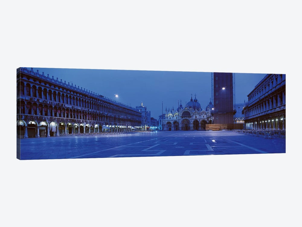 San Marco Square Venice Italy by Panoramic Images 1-piece Canvas Art Print
