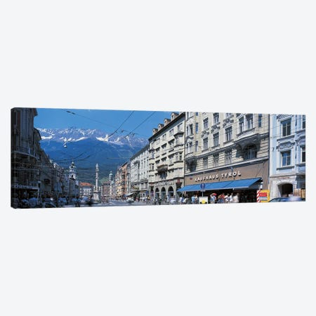 Innsbruck Tirol Austria Canvas Print #PIM2459} by Panoramic Images Canvas Wall Art