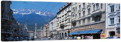 Innsbruck Tirol Austria Canvas Print #PIM2459