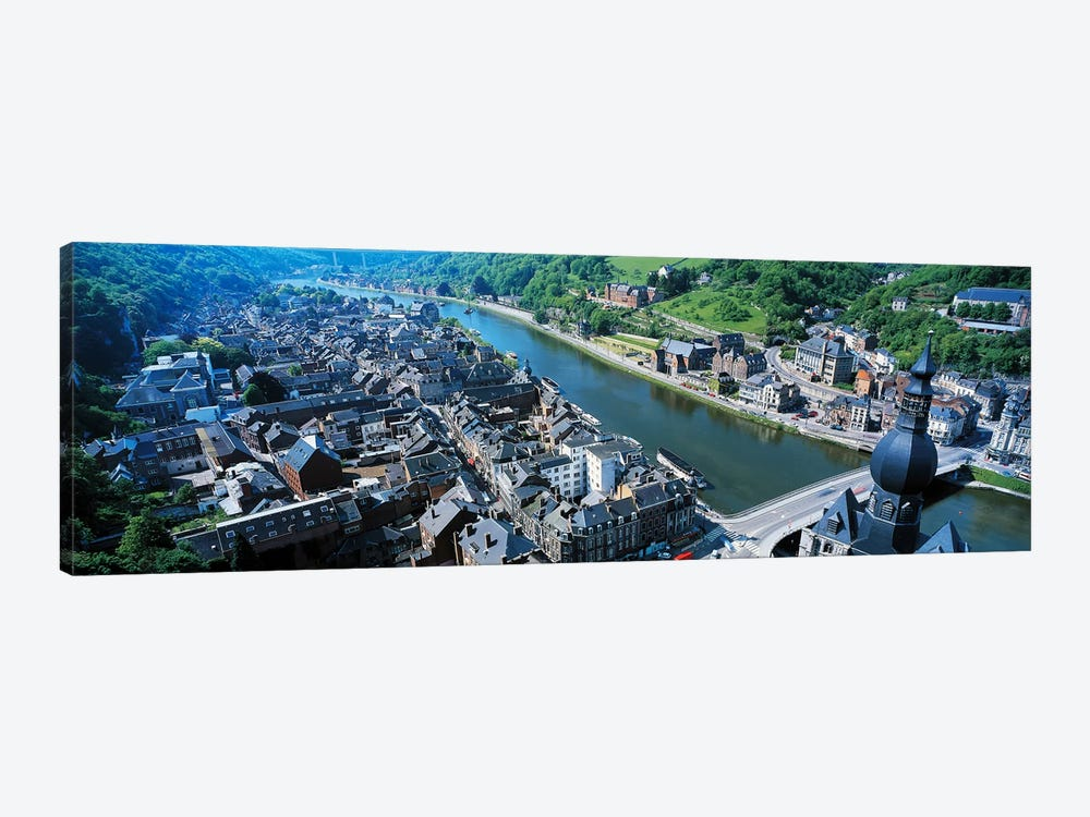 Dinant Ardennes Belgium by Panoramic Images 1-piece Canvas Print