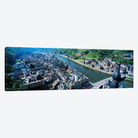 Dinant Ardennes Belgium Canvas Print #PIM2460} by Panoramic Images Art Print