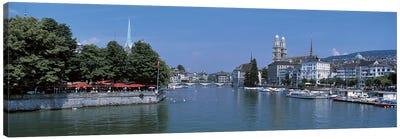 Zurich Switzerland Canvas Art Print