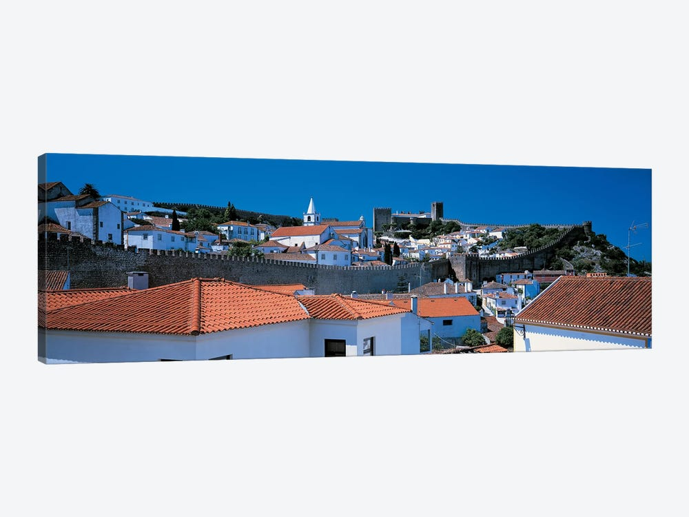 Obidos Portugal by Panoramic Images 1-piece Canvas Art Print