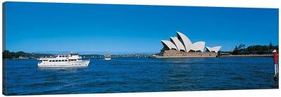 Opera House Sydney Australia Canvas Print #PIM2466