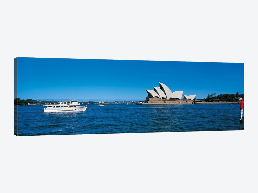 Opera House Sydney Australia by Panoramic Images 1-piece Art Print